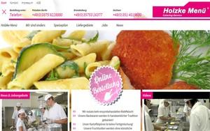Homepage - Holzke Menü GmbH
